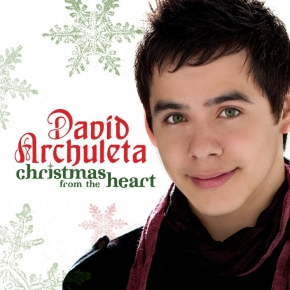 Christmas From The Heart- official album cover
