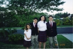 Chords of Strength scan #5- David Archuleta and his siblings taken from his childhood