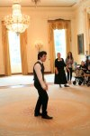 Children's Miracle Network- David at the White House (1)