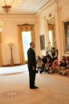 Children's Miracle Network- David at the White House (3)