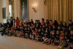 Children's Miracle Network- David at the White House (5)