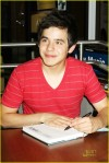 david archuleta book 070710