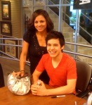 Book signing- Nevada, Las Vegas- Lupe and David (1)