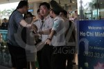 David Archuleta arriving at TSN Airport, HCMC, Vietnam (15)
