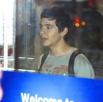 David Archuleta arriving at TSN Airport, HCMC, Vietnam (17)