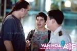David Archuleta arriving at TSN Airport, HCMC, Vietnam (2)
