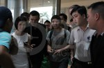 David Archuleta arriving at TSN Airport, HCMC, Vietnam (22)