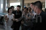 David Archuleta arriving at TSN Airport, HCMC, Vietnam (29)