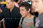 David Archuleta arriving at TSN Airport, HCMC, Vietnam (33)