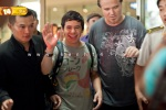 David Archuleta arriving at TSN Airport, HCMC, Vietnam (34)