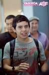 David Archuleta arriving at TSN Airport, HCMC, Vietnam (46)