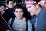 David Archuleta arriving at TSN Airport, HCMC, Vietnam (49)