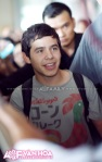 David Archuleta arriving at TSN Airport, HCMC, Vietnam (51)