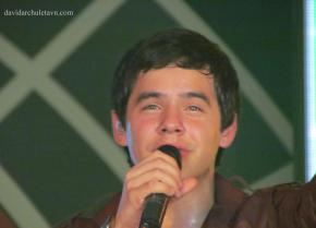 David Archuleta Idol Music concert in Hanoi (3)