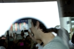 David Archuleta leaving TSN Airport, HCMC, Vietnam (60)